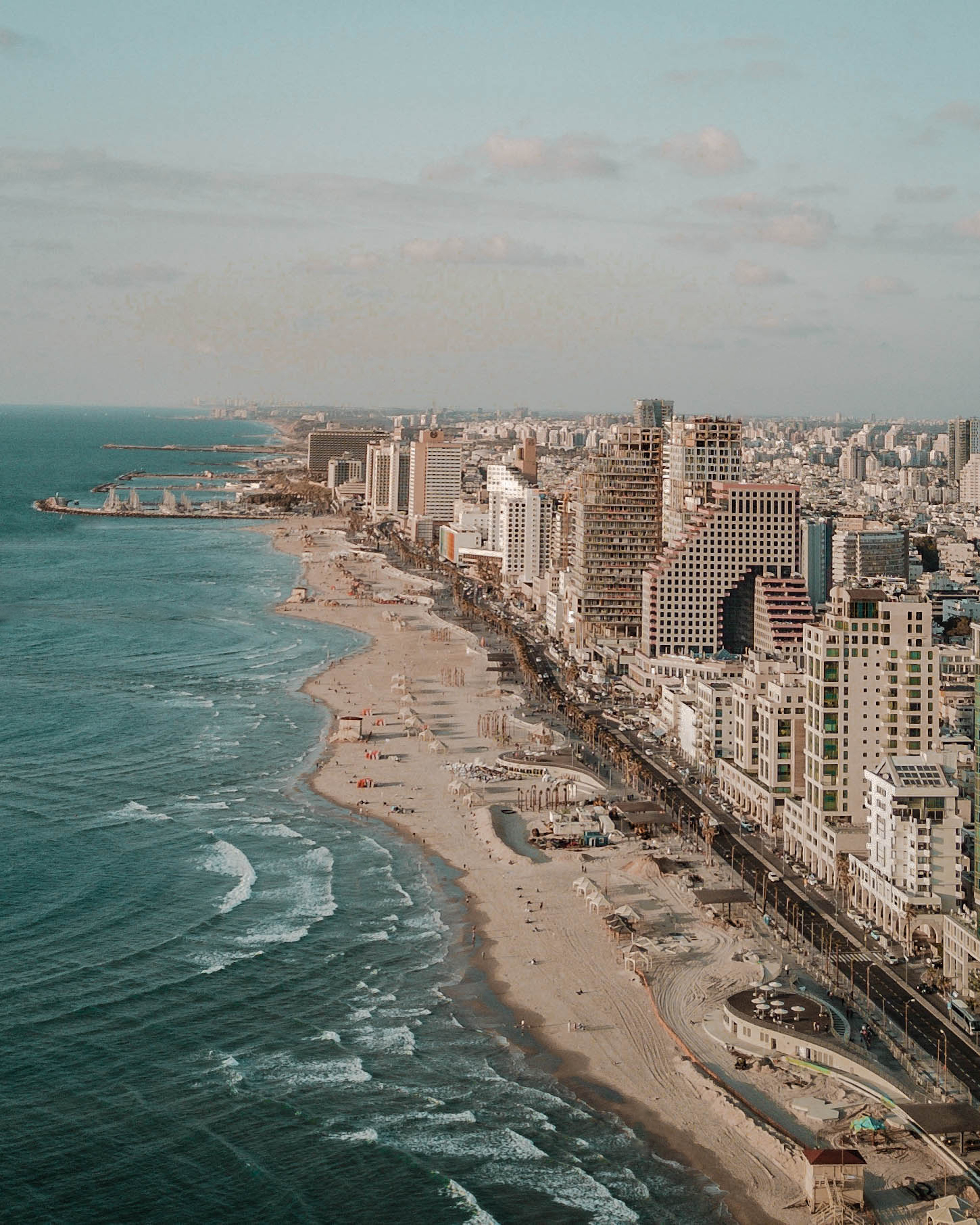 Cheap Flights From Dublin, Ireland To Tel Aviv, Israel For Only €204 Round Trip With KLM