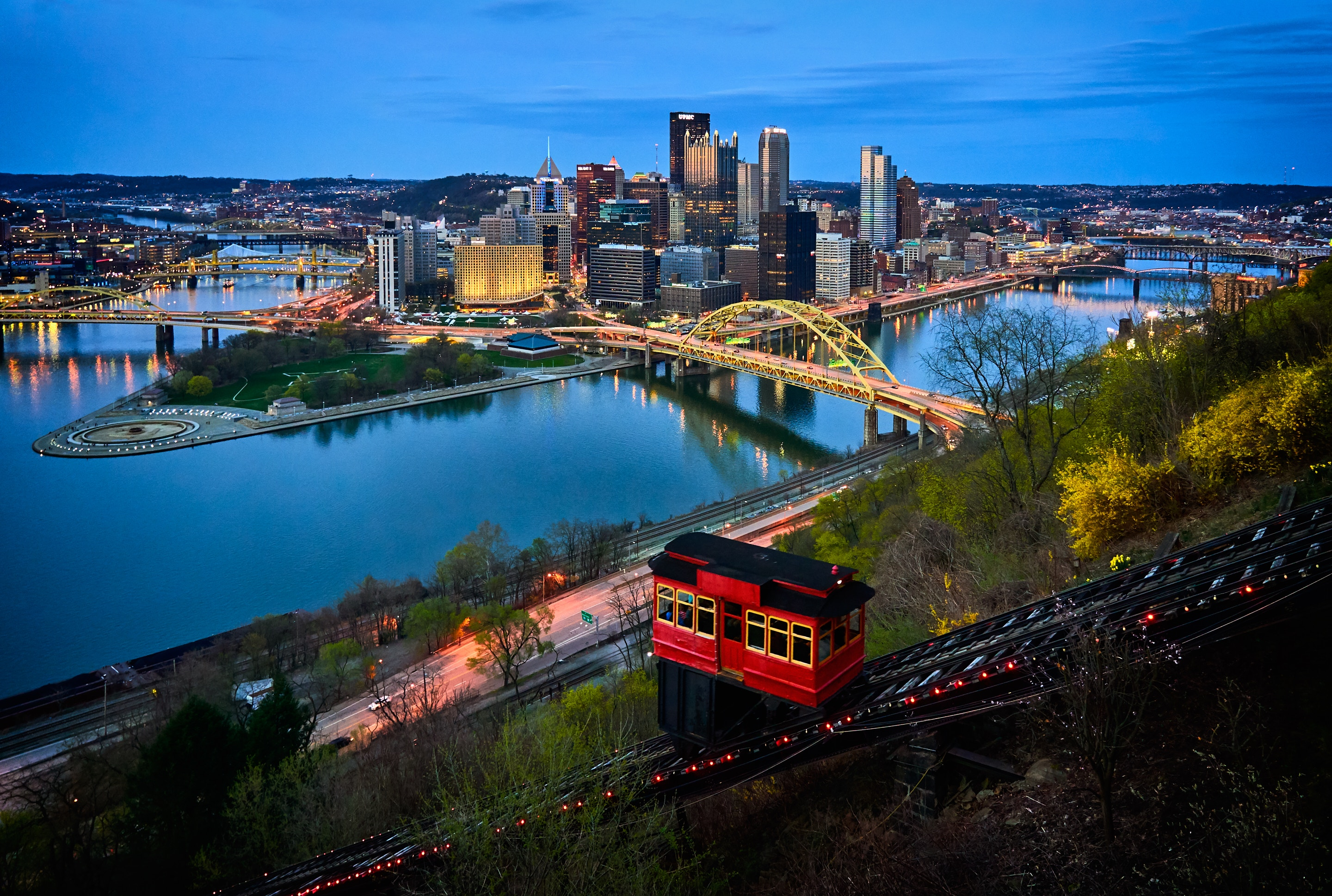 Cheap Flights From Dublin, Ireland To Pittsburgh, USA For Only €332 Round Trip With British Airways & American Airlines